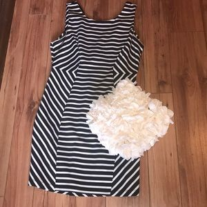 Black & white Bisou Bisou Dress 💕